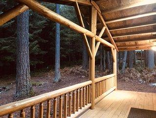 Cozy Rainier Cabin w Peaceful Setting Near Skiing Snow Shoe Hiking White Pass