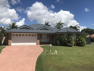 Spacious family home. Near Commonwealth games cycling course