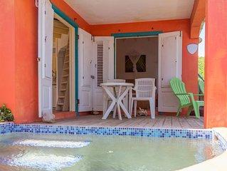 Sueῆo cottage, Blue Sky South, St Patrick's, Grenada. Your Getaway in Grenada