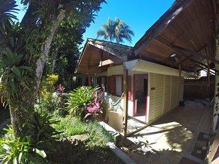 Desfrute da Ilha com sossego, privacidade e o conforto de estar em um casa.