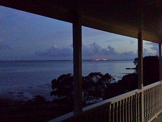 Auckland Beachfront Retreat