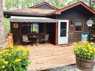 Great Location! Great Deck! Golf, Pool, Lake with Beach!