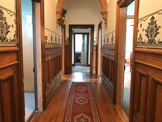 Charming Victorian Villa with stunning views