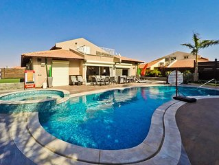 Villa Riviera is the most luxurious Villas in Town. So if you want the best...