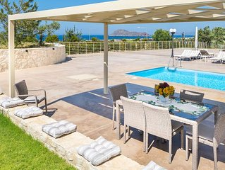 LIBERTY and FREEDOM villa with private  helipad and pools!