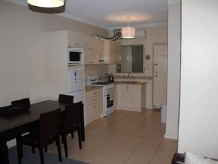 Curtin on Leader St - 2 bedroom, ground floor