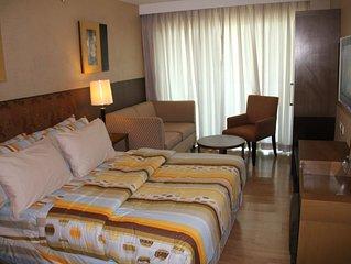 Hotel-Type Ambiance: Studio Unit Condo