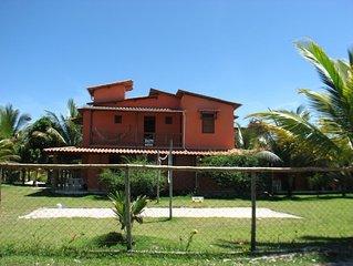 Excelente casa em Barra Grande  - Maraú - BA - 4 suites