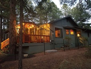 Relaxing, cool getaway in the White Mountains