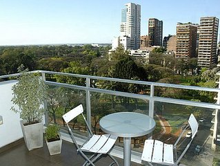 The Woods - Luxurious 1 Bedroom Apartment in Palermo Nuevo