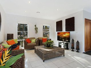 Moorings B Beautiful holiday property in the heart of town. Linen provided