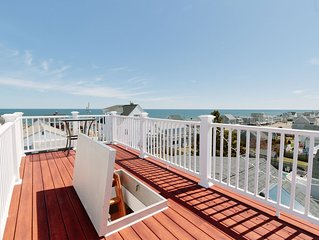 New to Rental Market - Family-Friendly, 4 Bedroom, Walking Distance to Beach