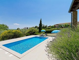 Luxury detached Istrian Villa Stuartma