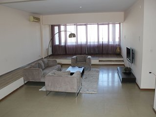 Three Bedroom Apartment with City & Sea View