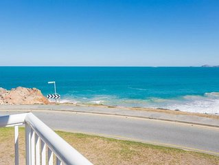 South Seas 2 Port Elliot Beachfront with views of Knights Beach