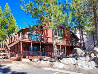 Remodeled, w/BBQ, Fireplace, Sauna, Views, Comm Hot Tub/Pool (HNC0804)
