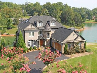 Best house on SML!!8400 S.F. Waterfront French Country Castle. Luxury Retreat!
