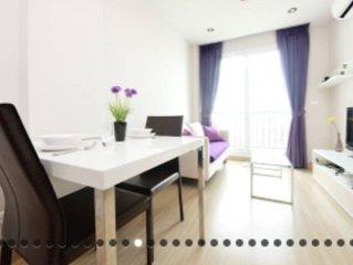 #819 Chrisma Condo BKK 1 bedroom