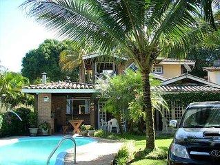 Casa 4 Quartos Boiçucanga - 3 suites #