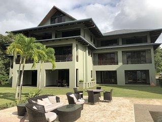 New Spectacular Ocean View Villa