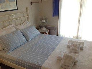 A cozy maisonette at Siviri