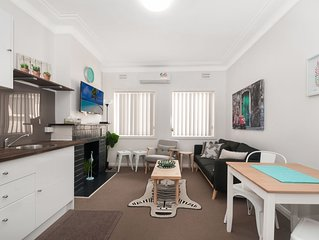 Unit 3 - Osborne walk to the Wollongong CBD