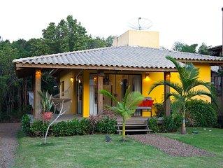 Casa em condominio fechado prox. a praia do Rosa, Frente ao Surfland Brasil