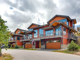 Brand New House in the Heart of Ski Country!