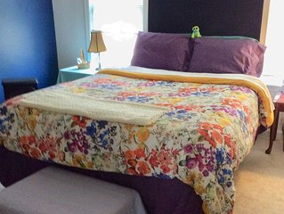 Lusby spacious beauty $60/night single family home near Solomons Island