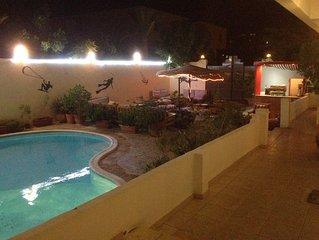 Apartment 9 sea view & swimming pool