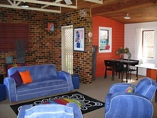 Cafe Cottage - located in the heart of Goolwa