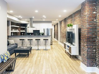 Beautiful newly created 1BR Apt. in best DuPont location