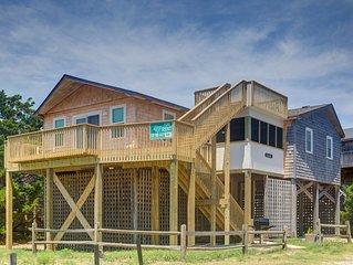Sandy Sheets - Picturesque 3 Bedroom Oceanside Home in Avon