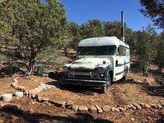 Elouisa - Refurbished '57 Schoolbus