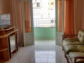 Codigo 6325- Lindo apartamento na Praia do Morro Guarapari.