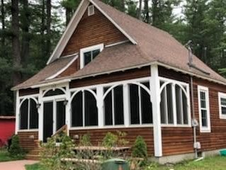 KIL103W - Waterfront Home on Silver Lake in Belmont, NH, vacation rental in Northfield