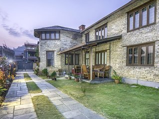 A traditional home converted into modern B&B, your family home in Pokhara