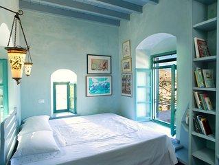 Villa Ricolas - Unique Symi Mansion