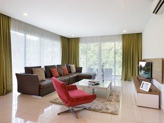 3 Bedroom Lakeview Premier Suite #1
