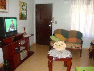Confortavel Apartamento 02 Quartos Mobiliado   Curitiba