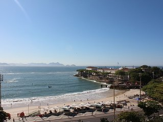Tres Suites de Luxo na Praia de Copacabana