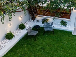 IRIS skiathos Maisonette Split Level Apartment