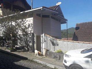 Duplex com Piscina, Sauna & Churrasqueira a 5 minutos do Centro