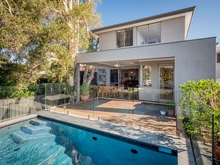 New house located in leafy, quiet suburb