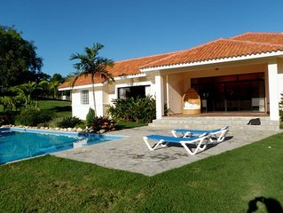 Relaxing eco-friendly luxury Villa
