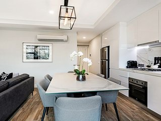 BRAND NEW! 2 Bed 2 Bath Apartment in Caulfield North