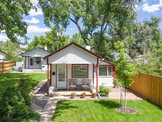 Vintage Tiny House | CUTE | 1BDRM | Big Appeal