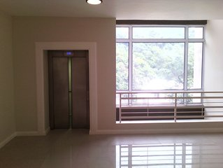 Luxurious one bedroom with balcony in relaxing, tranquil environment.