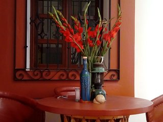 Casa Agave/Zocalo & 20 de noviembre market/ Entire House 8Rooms 9Bathrooms