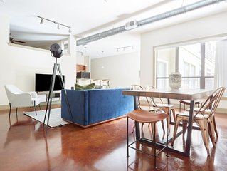 Sonder | Lofts at the Ballpark | Chic 2BR + Pool